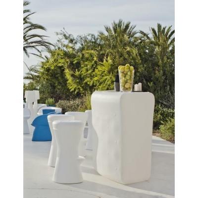 New Garden NEW GARDEN barek IBIZA C biały - LED MOBBZ120OFNW