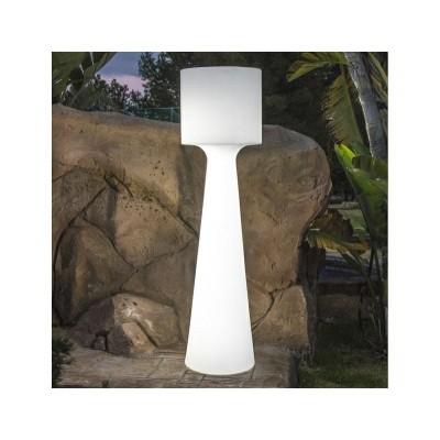 New Garden NEW GARDEN lampa ogrodowa GRACE 170 C biała - LED LUMGC170OFNW