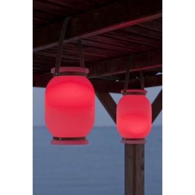 New Garden NEW GARDEN lampa przenośna CANDELA B biała - LED, wbudowana bateria LUMCN030WLNW