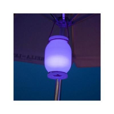 New Garden NEW GARDEN lampa przenośna CANDELA C biała - LED LUMCN0300FMW