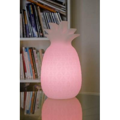 New Garden NEW GARDEN lampa stołowa SAMBA B biała - LED, wbudowana bateria LUMSM040WLNWW