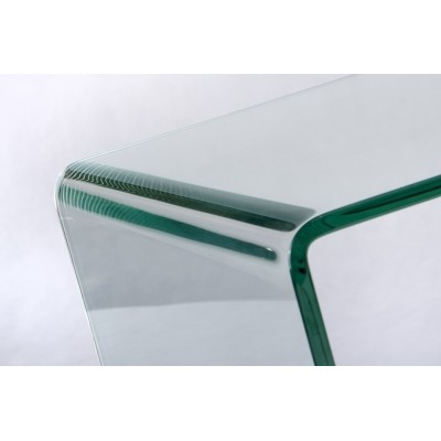 Stolik szklany PANORAMA MINI - szkło transparentne CB-096B