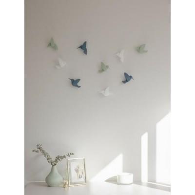 Umbra UMBRA dekoracja ścienna HUMMINGBIRD -mix 1012966-022