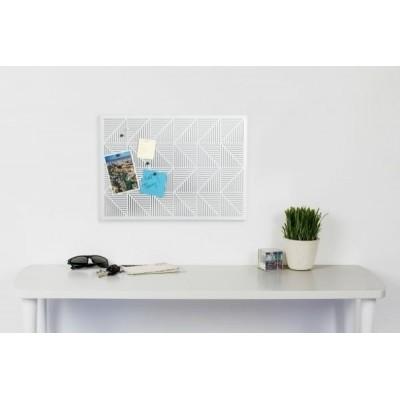 Umbra UMBRA tablica magnetyczna TRIGON - biały 470790-660