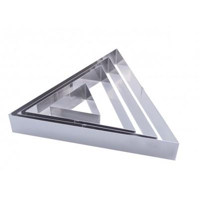 de Buyer Rant trójkątny dł. boku 20 cm D-3937-16