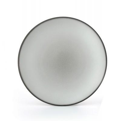 Equinoxe talerz płaski śr. 16 cm szary Revol RV-649491-6