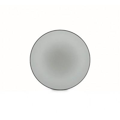 Equinoxe talerz płaski śr. 21.5 cm szary Revol RV-649494-6