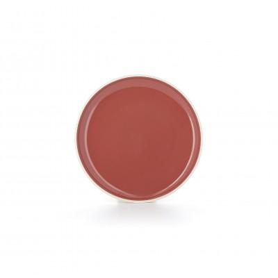 revol Talerz płaski 20 cm Amaranth red - Color Lab RV-650349-6