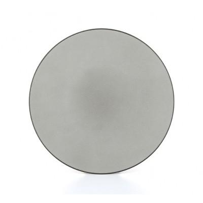 Equinoxe talerz płaski śr. 26 cm szary Revol RV-650421-6