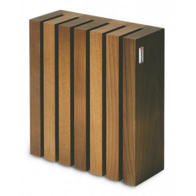 Wusthof magnetyczny blok do noży z drewna bukowego W-7249Wusthof Blok do noży drewniany W-7249