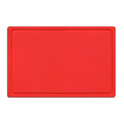 WUSTHOF Deska do krojenia czerwona 38 x 25 cm W-7298R