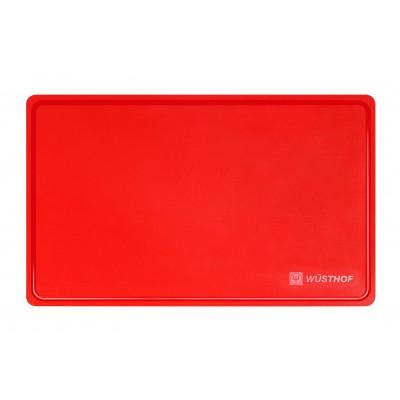 WUSTHOF Deska do krojenia czerwona 53 x 32 cm W-7299R
