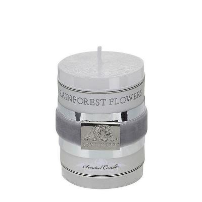 Świeca Zapachowa Rainforest Flowers Mała