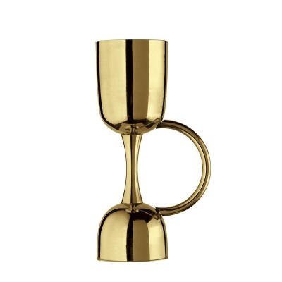 BarEq Miarka Coley 25-50 ml, złoty T-UB4500RG
