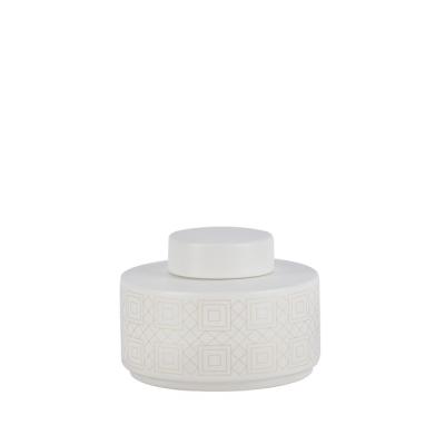 Dekoracyjna Waza Ceramiczna, Mała