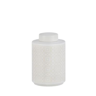 Dekoracyjna Waza Ceramiczna, Średnia