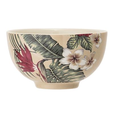 Miseczka w Kwiaty Aruba, Ø 11.5 cm Design De Vivre
