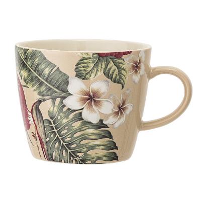 Kubek w Kwiaty, Aruba Design De Vivre