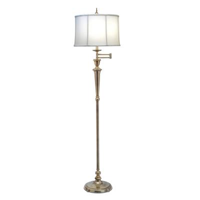 Stiffel Lampa podłogowa Arlington, Mosiądz