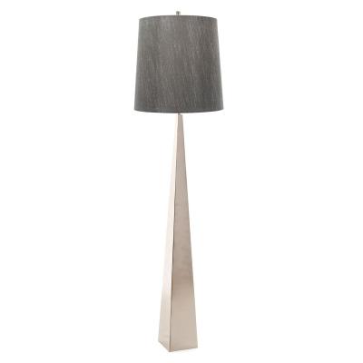 Elstead Lighting Lampa Podłogowa Ascent, Nikiel