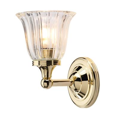 Elstead Lighting Kinkiet Austen, Mosiądz