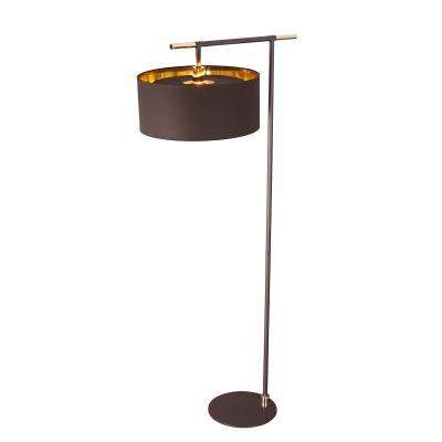 Elstead Lighting Lampa Podłogowa Balance, Brązowa