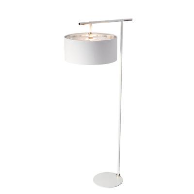 Elstead Lighting Lampa Podłogowa Balance, Biała