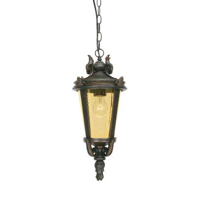 Elstead Lighting Zewnętrzna Lampa Wisząca Baltimore, Mała