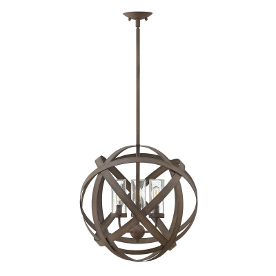 Hinkley Zewnętrzna Lampa Wisząca Carson, Mała