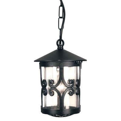 Elstead Lighting Zewnętrzna Lampa Wisząca Hereford