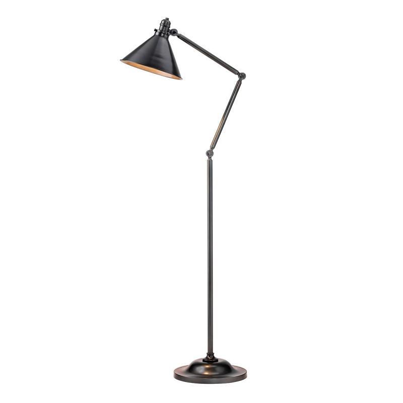 Elstead Lighting Lampa Podłogowa Provence, Postarzany Brąz