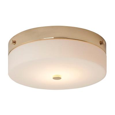 Elstead Lighting Plafon Tamar, Duży, Złoty