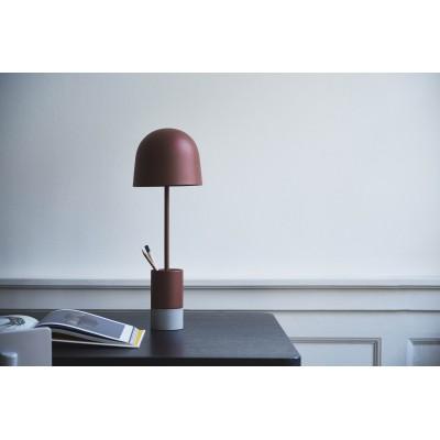 Frandsen FRANDSEN lampa biurkowa PEN bordowa 206031505011
