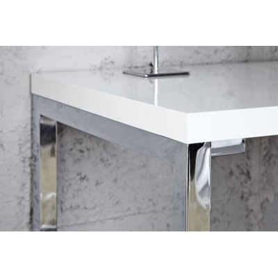 Invicta Interior INVICTA biurko VERK 120x60 białe Verk_120x60