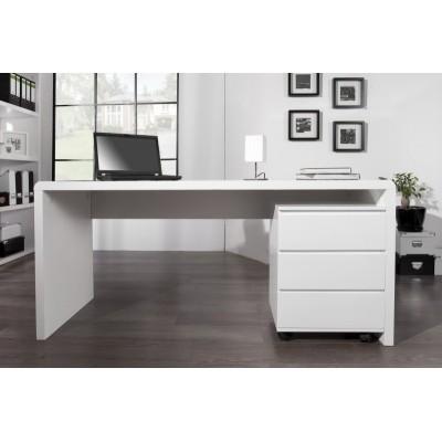 Invicta Interior INVICTA Kontenerek pod biurko DEAL - biały BC03WE/ZY1-1