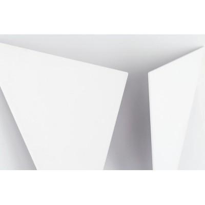 King Home Kinkiet JELEŃ biały - LED, stal węglowa JD8608.WHITE