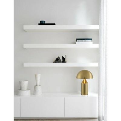 King Home Lampa biurkowa FUNGO złota - mosiądz MT20520-2-250T