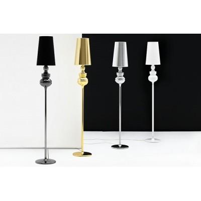 King Home Lampa podłogowa QUEEN FLOOR 26 biała 1018F.WHITE