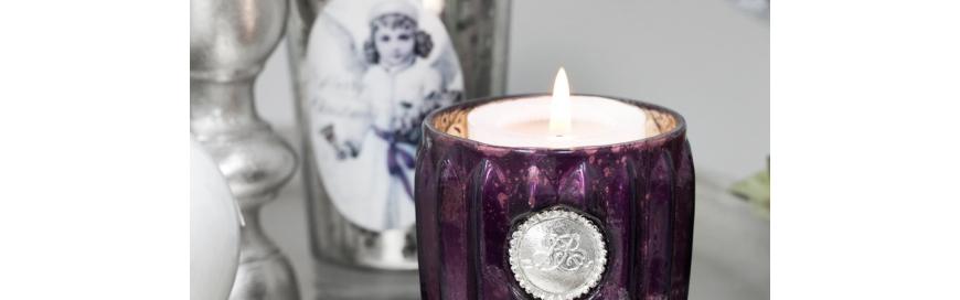 Świece Lene Bjerre, eleganckie świeczniki i latarnie